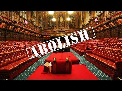 Uncensored: Time to abolish the House of Lords?