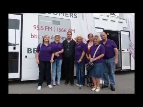 FIBROMYALGIA AND BBC RADIO SOMERSET