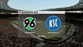 ⚽️ hannover 96 vs karlsruher sc | bundesliga (27/05/2020) fifa 20