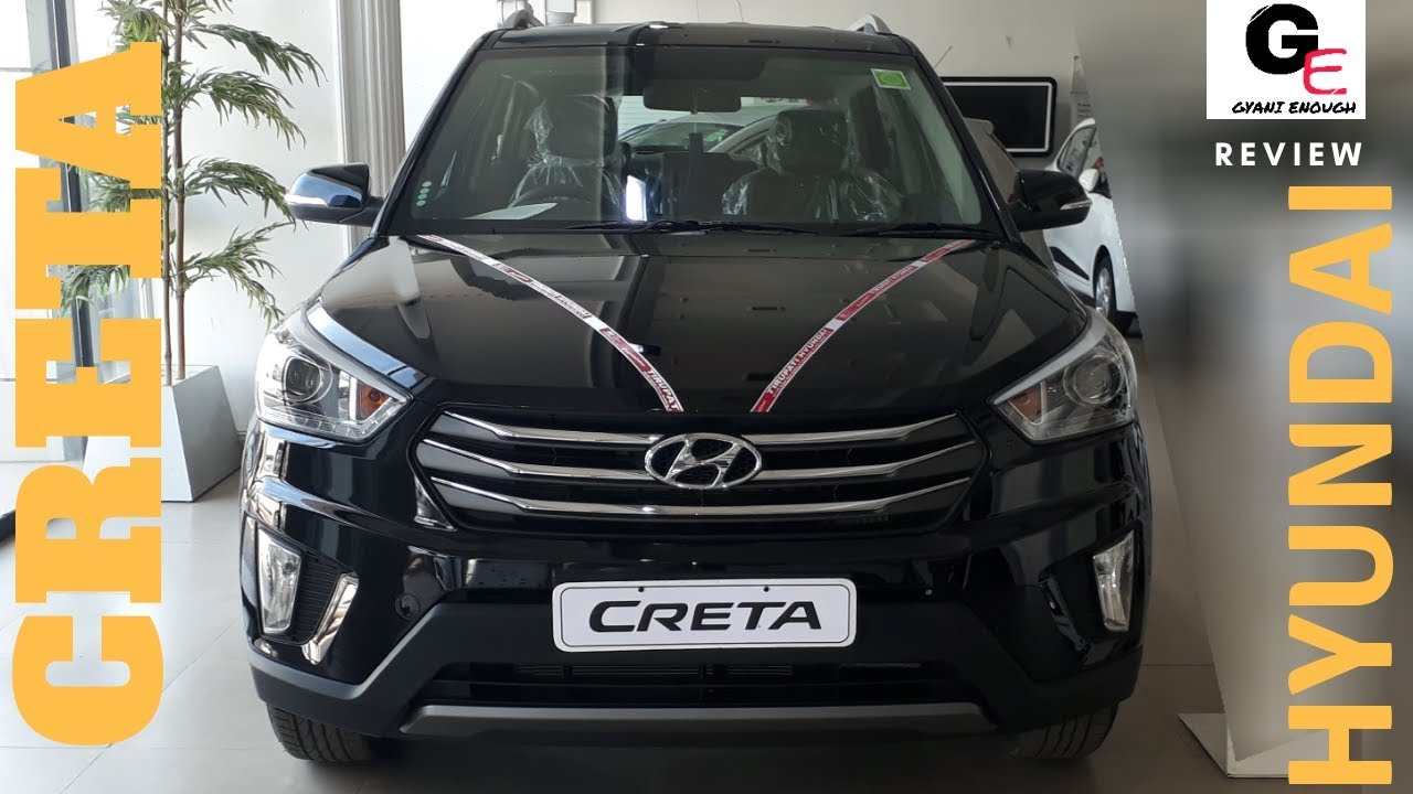 Hyundai Creta Sx O Black Most Detailed Review Price Mileage