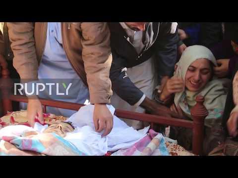 Pakistan: Soldiers and civilians killed in Kashmiri cross-border fire