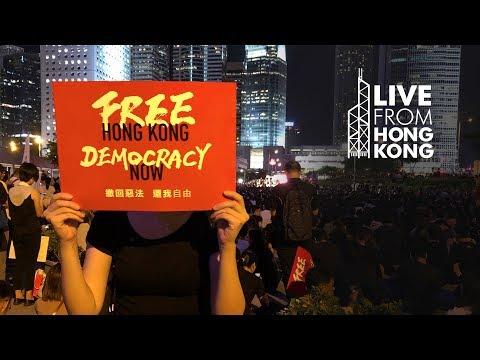 IN HONG KONG 8: G20 - Demanding Freedom