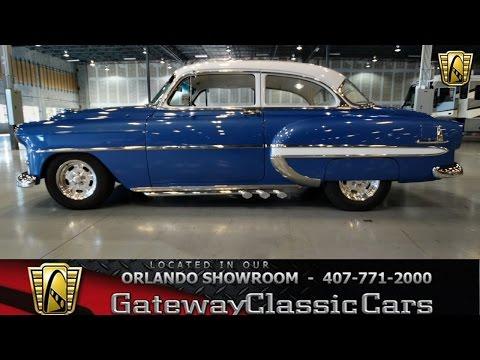1953 Chevrolet Belair Gateway Classic Cars Orlando #108