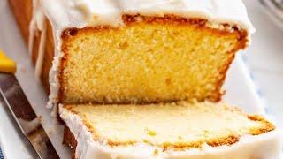الكيكة البايتة/ احسن كيك بالليمون الحامض لشرب الشاي والقهوة / pound cake/Starbucks/cake au citron 🍋