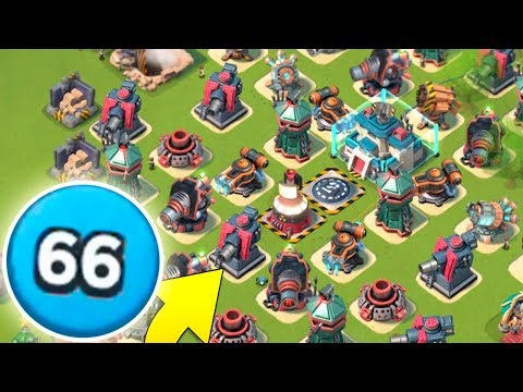 What Happened to the FIRST Level 66 in Boom Beach?