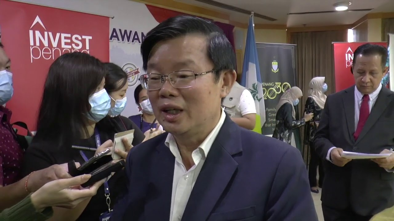 Penang government remains stable, says CM Chow