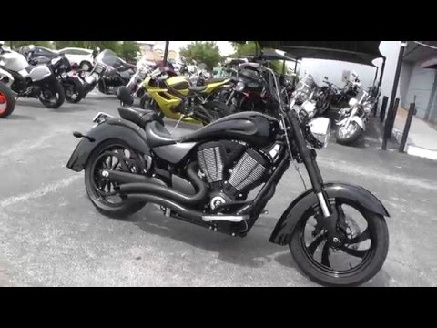 002436 – 2008 Victory Kingpin – Used Motorcycle For Sale