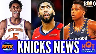 Knicks Off Season |KNICKS NEWS LIVESTREAM (Viewer Call IN)🏀