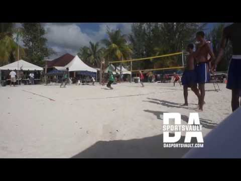 Beach Volleyball: Dominica A vs Saint Martin A