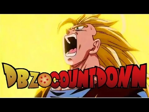 DBZ Countdown: Top 5 Super Saiyan Transformations Of All Time!