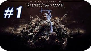 La Tierra-Media: Sombras de Guerra - Gameplay Español - Capitulo 1 - El Asedio de Minas Ithil