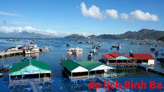 Đảo Bình Ba du lịch lặn ngắm san hô | Tour Binh Ba, Cam Ranh, Khánh Hoà | Clip 4K