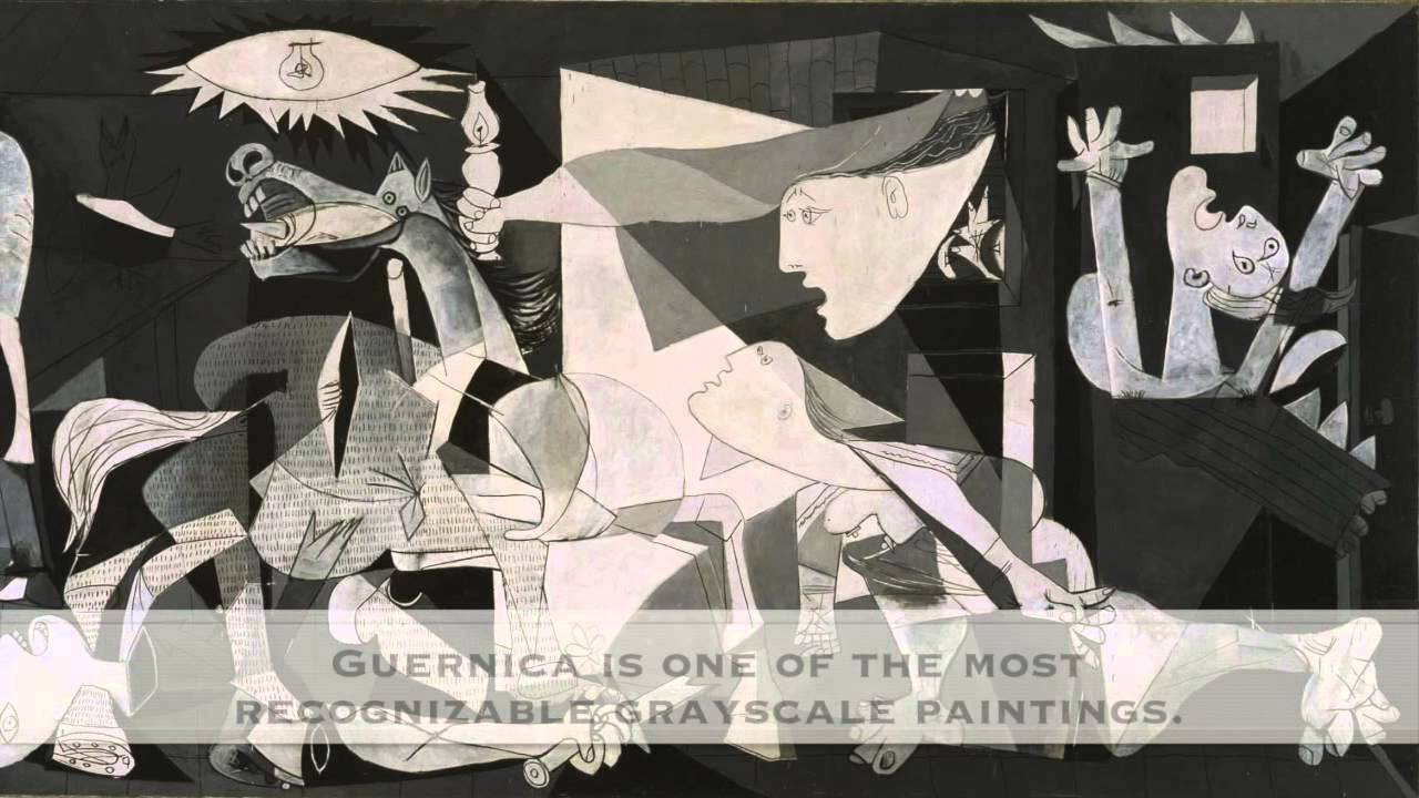 Guernica interesting facts. Painted by Pablo Picasso. Great for ...