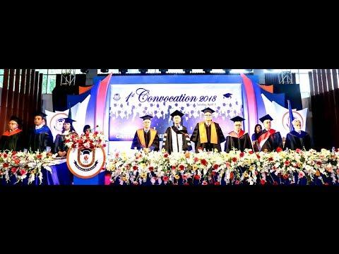 CIU 1st Convocation 2018