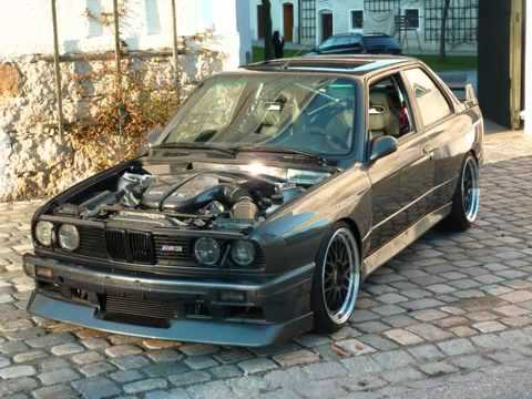 Building An Bmw E30 M3 V10 Youtube Youtube