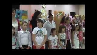 Урок №11 - Праздник последнего звонка (Воскресная школа «Ницаним», ВЕБФ «Хэсэд-Арье», г.Львов)