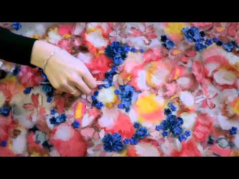 Chanel –  Savoir Faire  – Making of the Chanel Spring-Summer 2013 Haute Couture Collection
