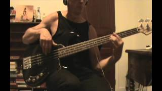 Trust - Certitude...Solitude... - (Bass Cover)