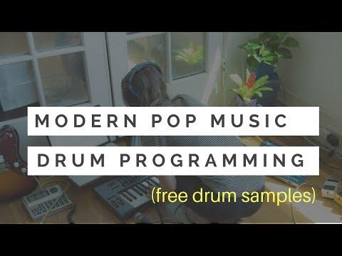 Drum Programming Tutorial - Pop Percussion [Free Drum Samples]