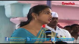 Collector Swetha Mahanthi Holds Land records Updations in Wanaparthy Dist | Sneha TV Telugu