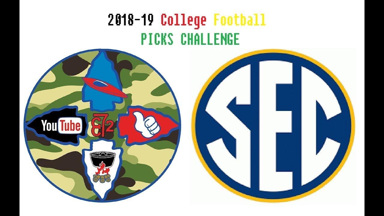 SEC Football challenge WEEK 9 (CLOSED )