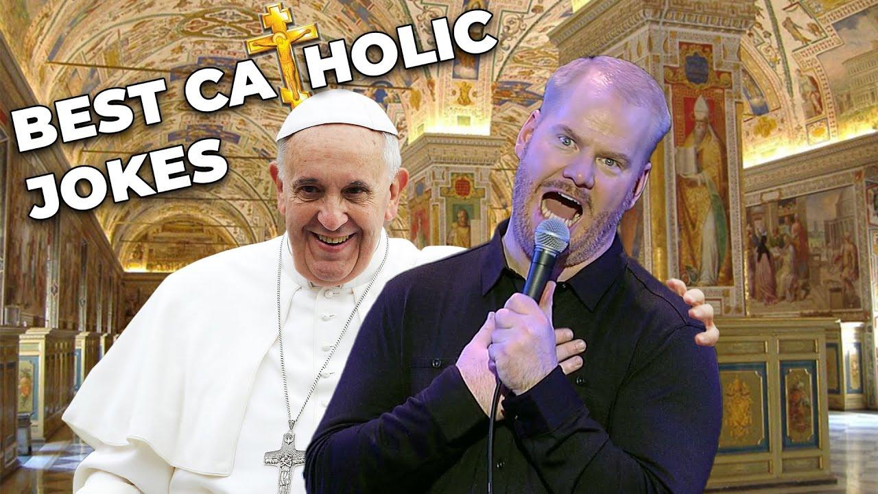 Download Best CATHOLIC Jokes Compilation | Jim Gaffigan