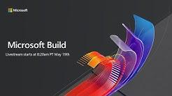 Microsoft Build 2020 Livestream