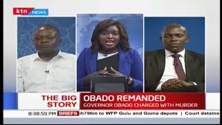 Why DPP believes that Obado has a case to answer | The Big Story