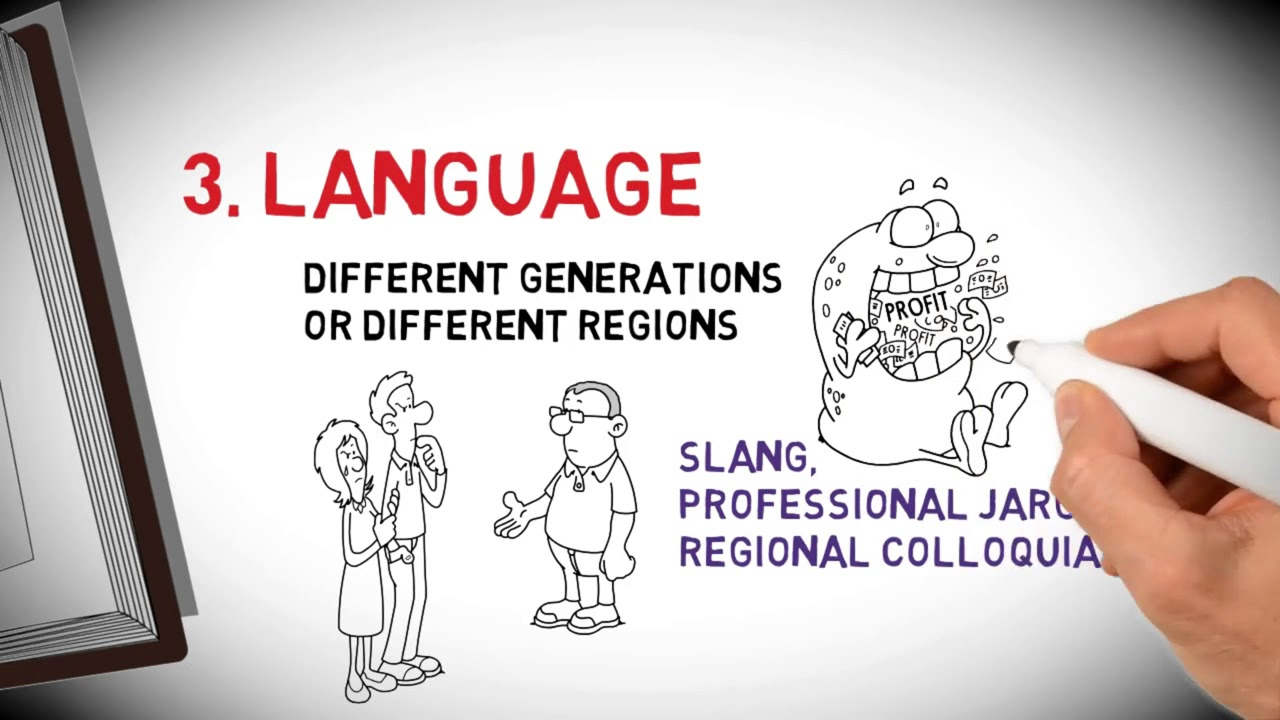 how is language a barrier to communication