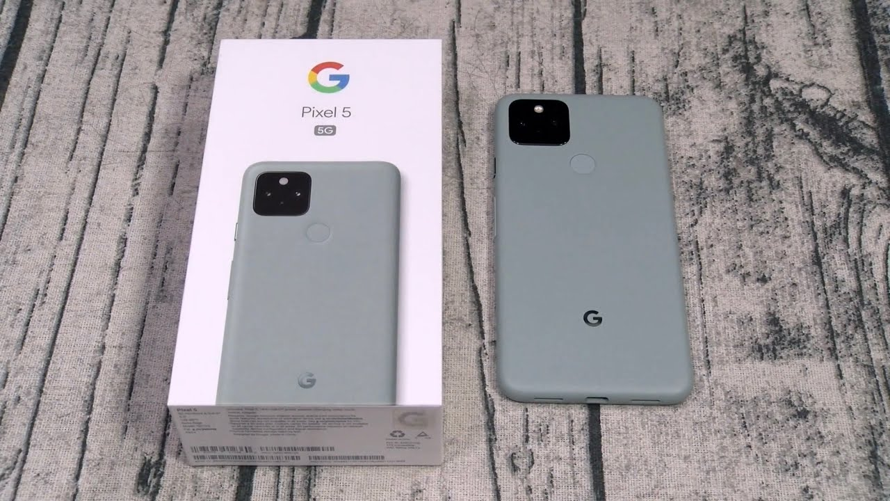 "Google Pixel 5 ""Real Review"""
