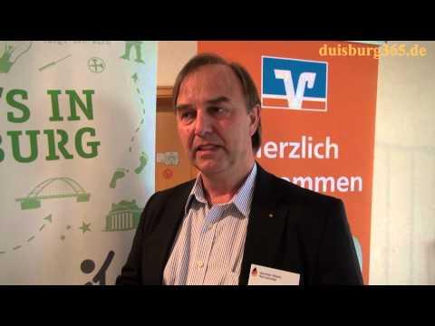 GRIID Gruenderstammtisch - Gespraech mit Dietrich Bartelt von DB Sediments