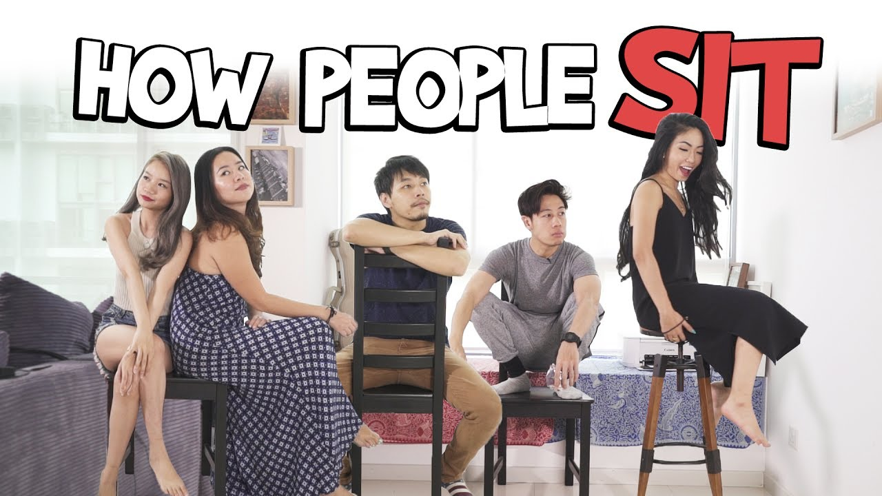 Video How People Sit