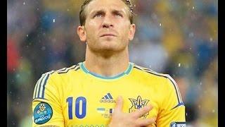 Легенды украинского футбола: Андрей Воронин