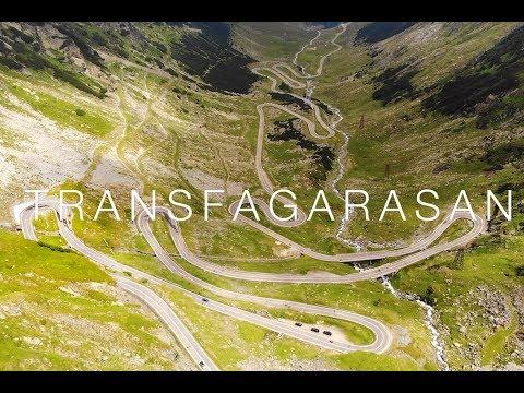 Best Road in the World : Transfagarasan. Romania.
