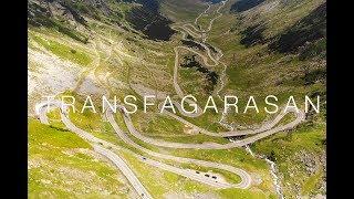 Лучшая дорога в мире : Трансфагараш ( Transfagarasan). Румыния.