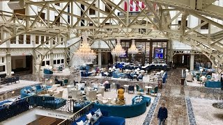 A tour of the Trump International Hotel in Washington D.C.