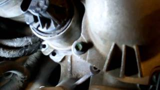 03 07 ford powerstroke egr valve removal and cleaning