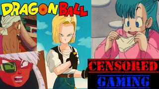 Dragon Ball (Series) Censorship Part 2 - Censored Gaming