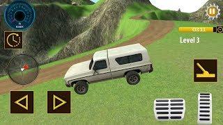 Off-Road Car Driving Simulator Gameplay FHD (गाड़ी वाला गेम) | New Car Games for Kids