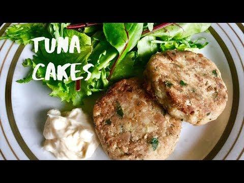 Tuna Cakes Recipe~No Breadcrumbs, No Egg