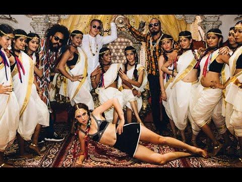 Major Lazer , DJ Snake - Lean On Feat  MØ  (Video Lyrics)