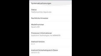 Dein Handy braucht ein Update (Schritt für Schritt)