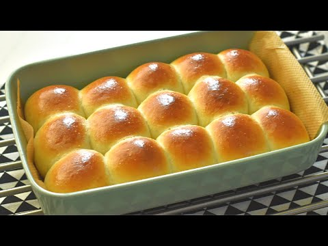 quick-dinner-rolls-recipe-/-soft-and-fluffy-dinner-rolls-in-4-simple-steps