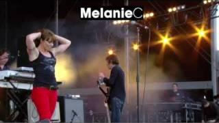Смотреть клип Melanie C - Protected