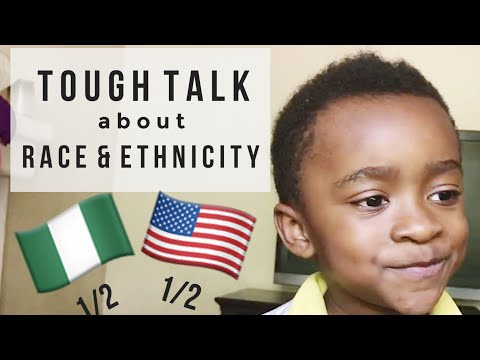 What's The Difference Between Race And Ethnicity As Told By Kids, Multi Cultural