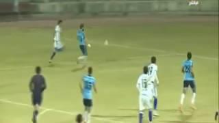الممتازب | شاهد الهدف الأول لـ  فاركو فى مرمي غزل المحلة