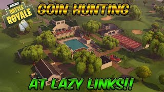 Battle Royale do Fortnite-GOIN caça em * * LINKS preguiçosos!! * * * * PELE HUNTRESS!! **