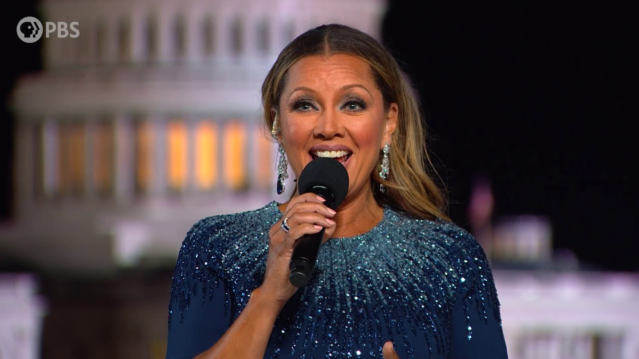 Vanessa Williams Dragged For Singing Black National Anthem on The 4th of July!? [VIDEO]