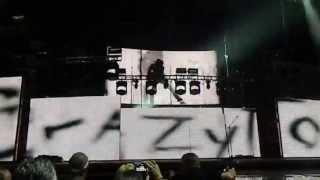 Jason Aldean - Opening/Crazy Town - Sanford Stadium - 04/13/2013