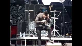 Starset @ Fort Rock 2015